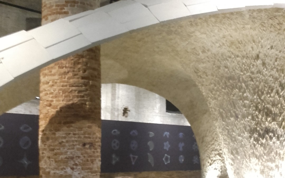 FREE BIENNALE TOUR – Reporting from the front, Arsenale