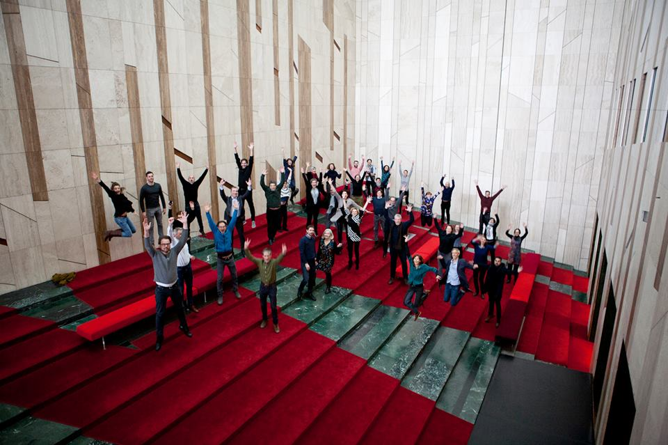 General assembly of Guiding Architects in Budapest, 22-25 February 2018